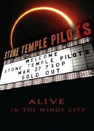 Rent Stone Temple Pilots: Alive in the Windy City Online DVD Rental