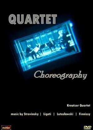 Rent The Kreutzer Quartet: Choreography Online DVD Rental