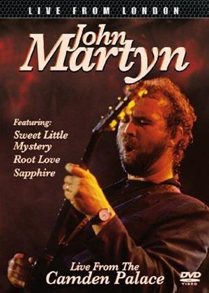 John Martyn: Live from London Online DVD Rental