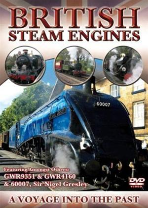 British Steam Engines: A Voyage Into the Past Online DVD Rental