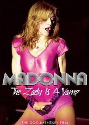 Rent Madonna: The Lady Is a Vamp Online DVD Rental
