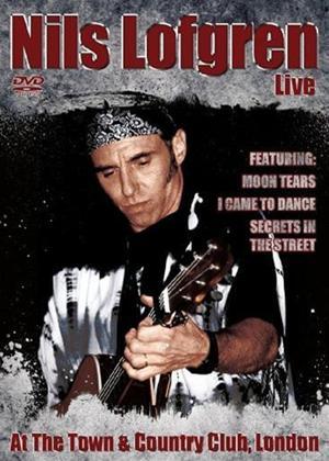 Nils Lofgren: Live Online DVD Rental