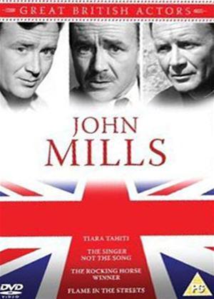 Great British Actors: Dirk Bogarde Online DVD Rental