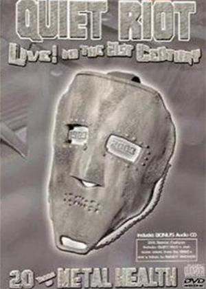 Quiet Riot: Live! in the 21st Century Online DVD Rental
