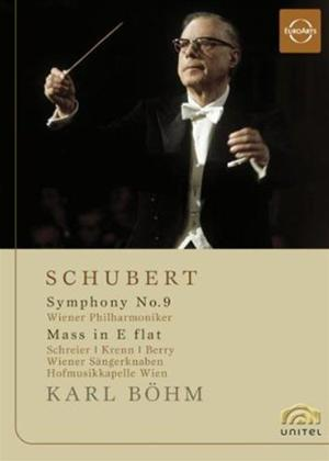 Rent Bohm Conducts Schubert Online DVD Rental