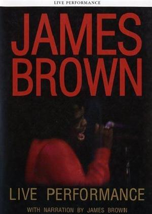 Rent James Brown: Live Performance Online DVD Rental