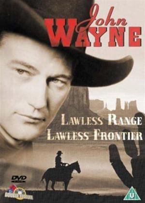 Lawless Range / Lawless Frontier Online DVD Rental