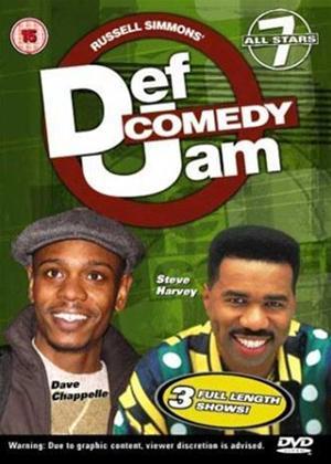 Rent Def Comedy Jam: All Stars: Vol.7 Online DVD Rental