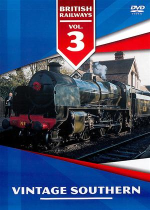 Rent British Railways: Vol.3: Vintage Southern Online DVD Rental