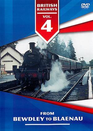 British Railways: Vol.4: Bewdley to Blaenau Online DVD Rental