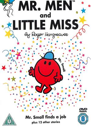 Mr Men and Little Miss: Mr Small Finds a Job and Twelve Other Stories Online DVD Rental