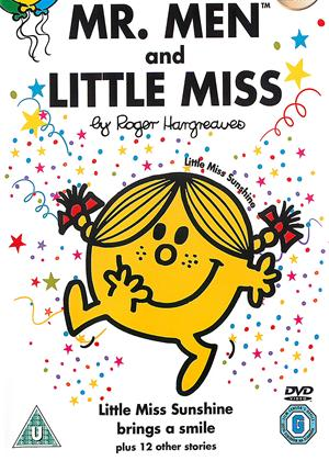 Rent Mr Men and Little Miss: Little Miss Sunshine Brings a Smile and Twelve Other Stories Online DVD Rental