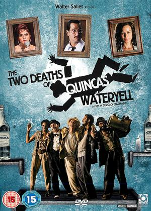 Rent The Two Deaths of Quincas Wateryell (aka Quincas Berro D'agua) Online DVD Rental