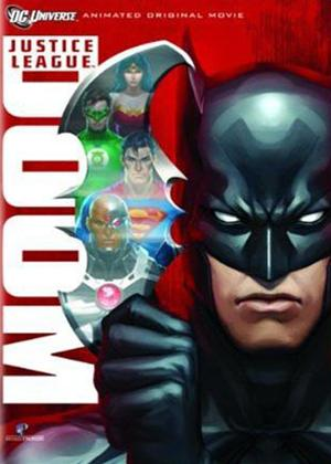 Rent Justice League: Doom Online DVD Rental