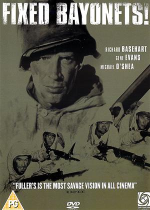 Fixed Bayonets! Online DVD Rental