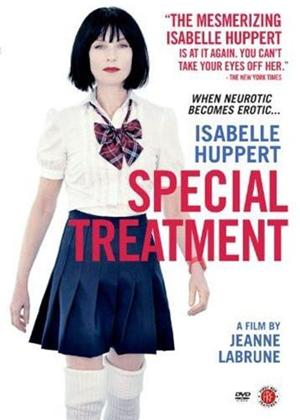 Special Treatment Online DVD Rental