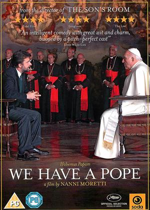 We Have a Pope Online DVD Rental