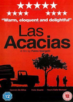 Las Acacias Online DVD Rental