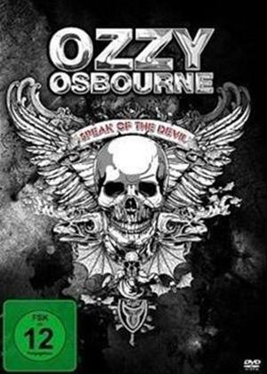 Rent Ozzy Osbourne: Speak of the Devil Online DVD Rental