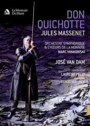 Rent Don Quichotte: La Monnaie (Minkowski) Online DVD Rental
