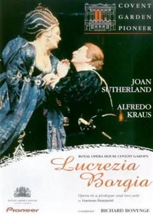 Donizetti: Lucrezia Borgia: Royal Opera House Online DVD Rental