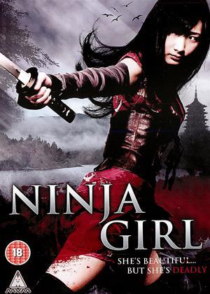 Ninja Girl Online DVD Rental