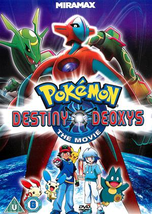 Pokemon: Destiny Deoxys Online DVD Rental