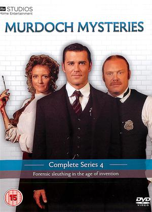 Rent Murdoch Mysteries: Series 4 Online DVD Rental
