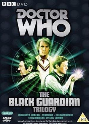 Rent Doctor Who: The Black Guardian Trilogy Online DVD Rental