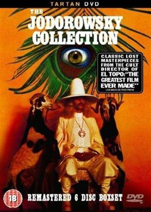 The Alejandro Jodorowsky Collection Online DVD Rental