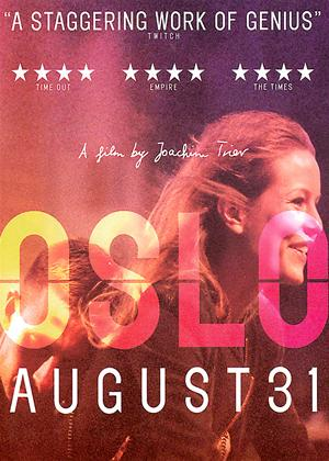 Oslo, August 31st Online DVD Rental