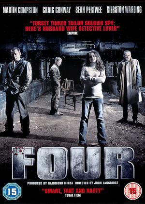 Four Online DVD Rental