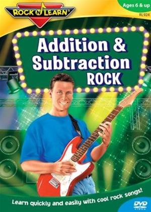 Rent Rock N Learn: Addition and Subtraction Rock Online DVD Rental