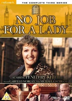 Rent No Job for a Lady: Series 3 Online DVD Rental