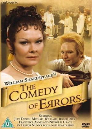 The Comedy of Errors Online DVD Rental