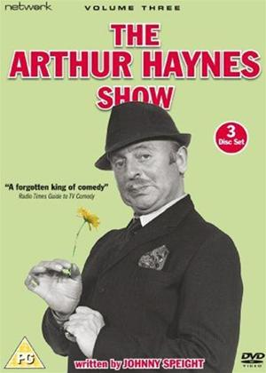 Rent The Arthur Haynes Show: Vol.3 Online DVD Rental