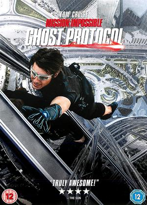 Mission Impossible: Ghost Protocol Online DVD Rental