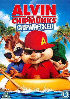 Alvin and the Chipmunks: Chip-Wrecked Online DVD Rental