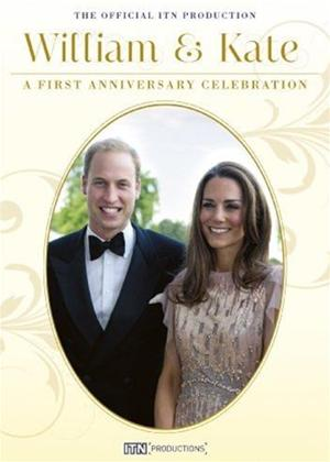 William and Kate: A First Anniversary Celebration Online DVD Rental