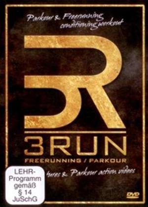 3RUN: Parlour and Freerunning Conditioning Workout Online DVD Rental