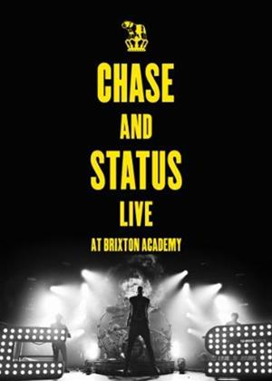 Chase and Status: Live at Brixton Academy Online DVD Rental