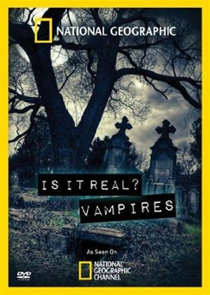 Is It Real: Vampires Online DVD Rental