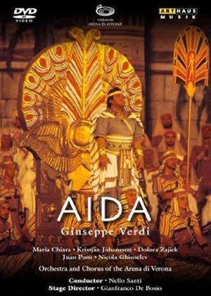Rent Aida: Arena Di Verona (Santi) Online DVD Rental