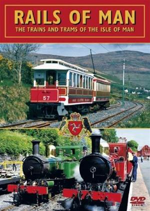 Rails of Man: The Trains and Trams of Isle of Man Online DVD Rental