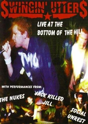 Rent Swingin' Utters: Live at the Bottom of the Hill Online DVD Rental