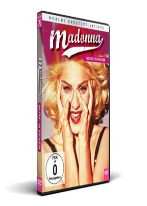 Madonna: Music in Review: World's Greatest Artists Online DVD Rental