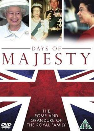 Rent Days of Majesty Online DVD Rental