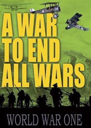 A War to End All Wars Online DVD Rental