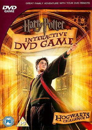 Harry Potter Interactive DVD Game Online DVD Rental