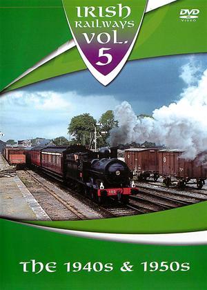 Rent Irish Railways: 1940's and 1950's Online DVD Rental